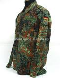 Немецкая военная форма Bdu камуфлирования пятна