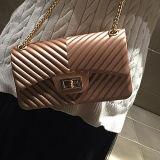 يكيّف [هوت-سلّينغ] أنيق سيّدة رسول نساء حقيبة يد حتّى حقائب مع سلسلة طويلة [س8483]