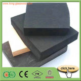 Cobertor de espuma de borracha à prova de fogo do material NBR/PVC