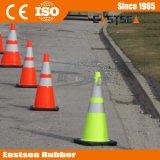 PVC de seguridad vial cono reflectante Producto (DH-TC-45)
