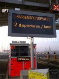 LEIDENE van de Stad van de Luchthaven van de Trein van de Bus van de weg Slimme Engelse 12966 Vertoning, LEIDENE van het Verkeer Vertoning, het LEIDENE van het Verkeer Scherm van de Vertoning, de LEIDENE van het Verkeer Raad van de Vertoning, het LEIDENE van het Verkeer Comité van de Vertoning