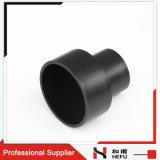 Accessori per tubi strutturali dell'HDPE del nero dell'acqua di fogna di Staright dei fornitori della Cina