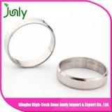 Projetar o anel dos seus próprios homens do anel do aço inoxidável
