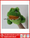 Jouet chaud de marionnette de main d'ours de nounours de peluche de vente