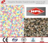 HPL Toiletten-Zelle-Partition-Vorstand für Commerical Gebrauch