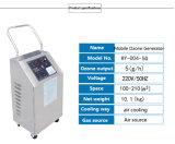 générateur portatif de l'ozone de 3G/H 5g/H pour la purification et la stérilisation d'air