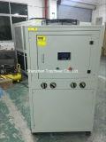 refrigerador de água 10HP de refrigeração ar com capacidade de aquecimento 12kw