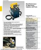 Enerpac Hydraulikpumpe PET-Serien, eingetauchte elektrische Pumpen