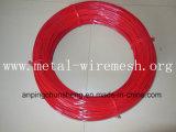 Вешалка провода Китая покрынная PVC/Pet Chromed