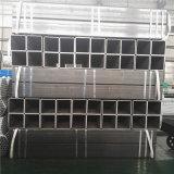 ASTM A500 Gr. 선반설치를 위한 4 인치 사각 강철 배관