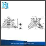 Резец стана стороны Bap400r-4t для вспомогательного оборудования машины CNC