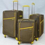 Beutel des Chubont Form-waschende Tuch-materielles Futter fahrbare Gepäck-150d