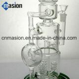 14.5 Zoll-klassisches Glasrohr-Glaswasser-Rohr-Recycler (AY003)