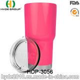 30oz tasse en gros de Yeti de l'acier inoxydable 304, cuvette personnalisée de Yeti de BPA librement (HDP-3056)