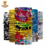 Bandana multiusos de Hip Hop de la insignia de la fábrica de la tela excelente de la impresión para la decoración