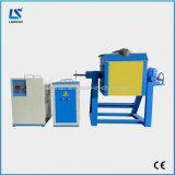 Fornalha de derretimento aprovada da indução do Ce para o alumínio de aço de cobre