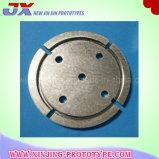 Servicio que trabaja a máquina del CNC del aluminio de la alta precisión de las piezas de maquinaria