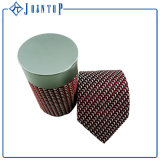 Poliéster 100% tecido Microfiber feito sob encomenda da gravata