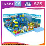 Equipamento interno do campo de jogos dos miúdos macios do girassol (QL-17-26)