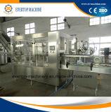 Installation de mise en bouteille de l'eau minérale/3 dans 1 chaîne de production remplissante complète