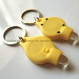 Luz caliente LED Keychain (3033) del flash del regalo de la promoción de la venta