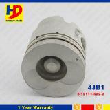 piston 4jb1 pour les pièces de moteur d'Isuzu (5-12111-622-2 8-94433-177-1)