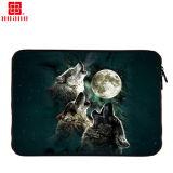 """Caisse de chemise de sacoche pour ordinateur portable de toile pour """" configuration de chimpanzé de tablette de l'ordinateur portatif 15"""