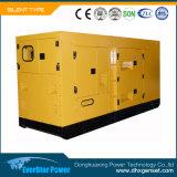 Kraftwerk-elektrischer festlegender Dieselgenerator-Set-Extrakraftstofftank