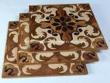 Entarimado de madera de la abrasión anti natural/suelo laminado