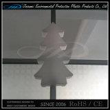 Couleur moderne en plastique matérielle de PE changeant la lumière d'arbre de Noël de DEL