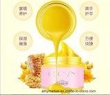 Мед золота забеливая типа шелушения маски руки маску руки высокого эффективного Moisturizing