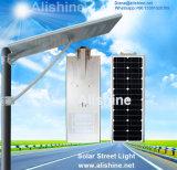 5W-120W 옥외 정원 램프 인도, 나이지리아, 케냐, 타이란드, 파키스탄을%s 한세트 통합 LED 태양 가로등