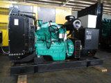 Cummins 디젤 엔진 (25kVA-250kVA)를 가진 침묵하는 발전기