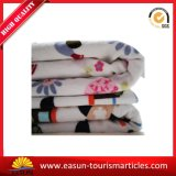贅沢な厚の綿のテリー布の極度の柔らかい羊毛毛布