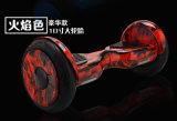 Скейтборд самоката баланса колес 10inch аттестации 2 Ce OEM электрический