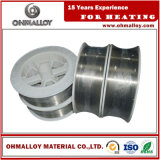安定した抵抗Fecral27/7の製造者0cr27al7mo2ワイヤー鉄のクロムアルミニウム