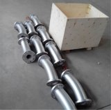 Tubo d'acciaio di ceramica di industria