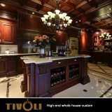 Zeitgenössische Schrank-volles Haus-hölzerne Möbel Tivo-034VW
