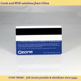 Volle Farben-Drucken Cr80 magnetische Belüftung-Plastikkarte