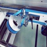 Pequeño rectángulo de papel que forma la máquina (GK-CA)
