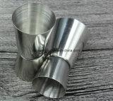 최신 판매 스테인리스 두 배 측 칵테일 소형 어선 측정 컵