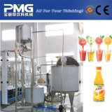 Máquina de rellenar del jugo fresco automático del concentrado para la botella plástica