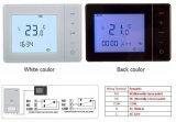 Digital Wand-Hängen den Raum-Thermostat ein wöchentlich, der mit Großbild programmierbar ist