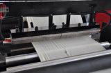 Máquina não tecida projetada nova Zxl-B700 do saco liso da tela