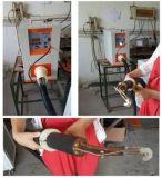 Equipo de calefacción portable de inducción el de alta frecuencia estupendo para la soldadura del tubo de cobre