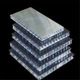Облегченные алюминиевые плиты стены сота (HR122)
