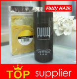De pelo de la pérdida de Concealer fibras del edificio del pelo de la queratina completamente para el pelo Balding