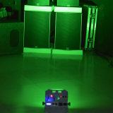 Lumière plate de PARITÉ de l'alimentation par batterie UV DEL du WiFi 6X12W RGBWA de téléphone de disco d'usager