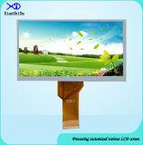7.0 pulgadas - pantalla colorida de la visualización TFT LCD de las altas resoluciones