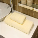 Essuie-main de main blancs de petit de coton grand dos de jacquard